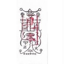 48)招九霊符 天生神  九神守護に命を守られる (携帯1枚)
