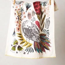 Anthropologie Arbor Knoll Dishtowel