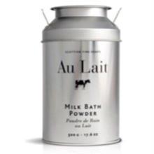 SCOTTISH FINE SOAPS (スコティッシュファインソープ) Au Lait ミルクバスパウダー