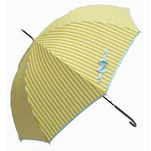 ストライプ&リボン傘(雨晴)