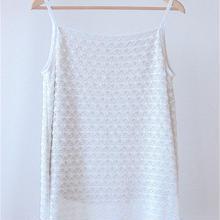 frill layered camisole / 03-5308004