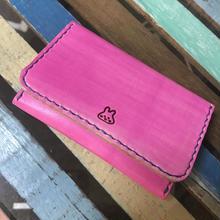 [that手作り] 桜色カードケース