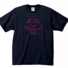 【みるきぃぬ】#みるメリ みるきぃぬとTシャツとわたし(つまりTシャツ)