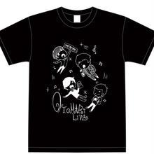 【YUMA Design】お泊まりTシャツ【DoggyStyle & LambSoars】
