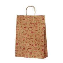手提袋 T8くま(赤) 320×110×430 200枚入り