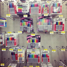 Sharpie Chisel Assorted 8 Pack