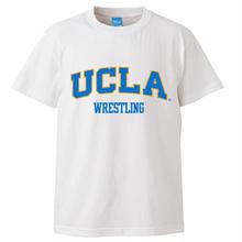 """[UCLA]""""UCLA WRESTLING"""" tee-shirt(white)"""