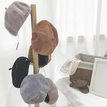 (即納♡)(kids☆)LOGO⭐️bベレー帽
