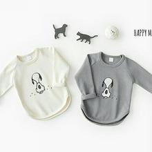 (即納♡)(kids☆)SNOOPY後ろ姿ロングTシャツ