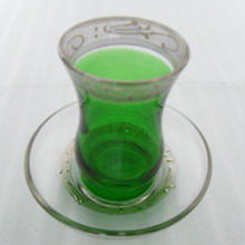 チャイグラス(緑)
