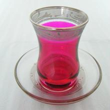 チャイグラス(ピンク)