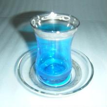 チャイグラス(ブルー)