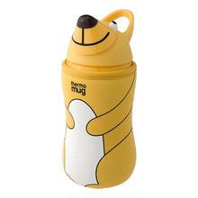 ANIMALBOTTLE  イエロークマ (thermo mug)