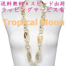 ネックレス バッファローホーン 水牛の角 レディース ベトナム雑貨 va0117