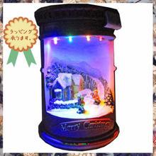 クリスマス 飾り LED ライトオブジェ 置物  i0288
