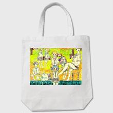 《少女たちの楽園 トートバッグ》