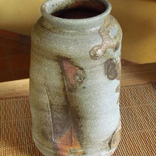 変形の花瓶