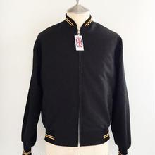 英国製モンキージャケット〈ブラック〉