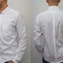 ネバートラストNon-Iron Oxford L/S BD ShirtサイズS