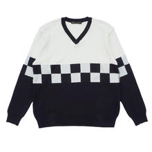 オリジナルJOHN 2TONE JUMPER BLACK