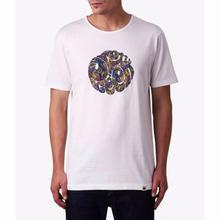 プリティーグリーンSS ヴィンテージペイズリーロゴTシャツ