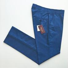 レルコ RELCO トニック トラウザーズ〈ブルー/グリーン〉