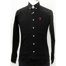 ベンシャーマン ベーシック ボタンダウンシャツ