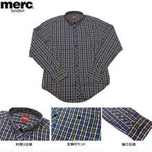 メルクロンドン BELOIT ボタンダウン チェックシャツ 1512204