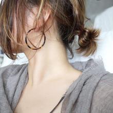 HOOP -thin- /Amber