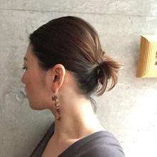 Pierce/Earrings BA3 type-B
