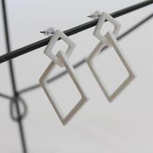 double square /White