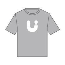 UUUM Tシャツ(印刷色:白)【9月下旬〜順次発送】