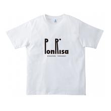 ぽんりさ Tシャツ(ホワイト)【11月上旬〜順次出荷】