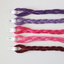 カロチャ刺繍糸No.6~10 バラ売り