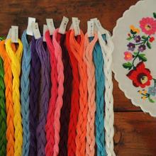 カロチャ刺繍糸 基本色セット