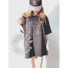 ユニセックス☆タイガーTシャツ