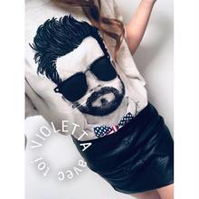 NewYorkerBOY☆ユニセックス上質Tシャツ
