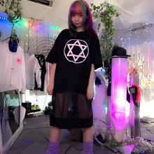 魔法陣切り替えBIGTシャツ/HOMELESS PARTY.