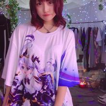 フルグラフィックアニメBIGTシャツ/original