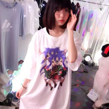 二次元回転BIGTシャツ/pauline marx