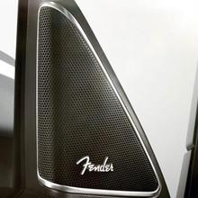 VW ザ・ビートル Fender Edition スピーカーグリル エンブレム