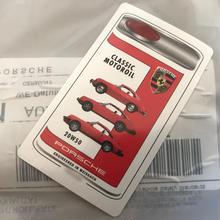 Porsche 純正 エンジンオイルステッカー  20W-50