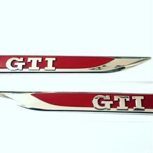 VW 純正 ゴルフ7 GTI サイドエンブレム