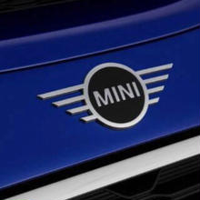 BMW MINI 純正 NEW ボンネット エンブレム F55 F56 F57