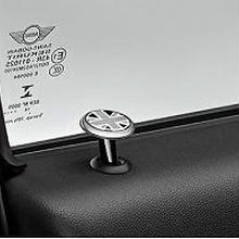 BMW MINI 純正 ドアロックピン (ブラック ジャック)