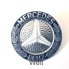 Mercedes-Benz  純正 W463 ボンネットエンブレム
