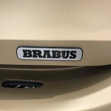 smart BRABUS C453 純正 リア エンブレム
