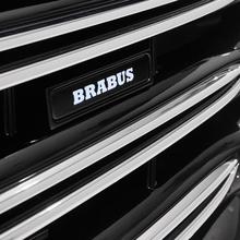 BRABUS  W222 フロントグリルエンブレム