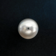 パールビーズ14mm《ホワイト》