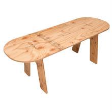 PANEL LONG TABLE 無塗装キット